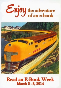 Train - Read an Ebook Week 2014