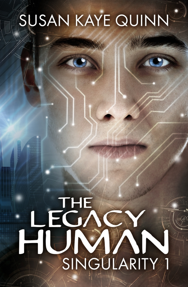 The Legacy Human (Singularity #1) FINAL