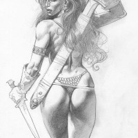 #Art of Fantasy 14: Alex Horley