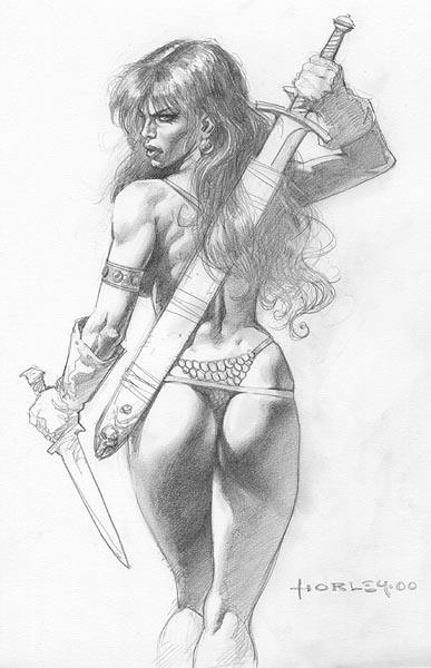 Alex_Horley_p_Red_Sonja