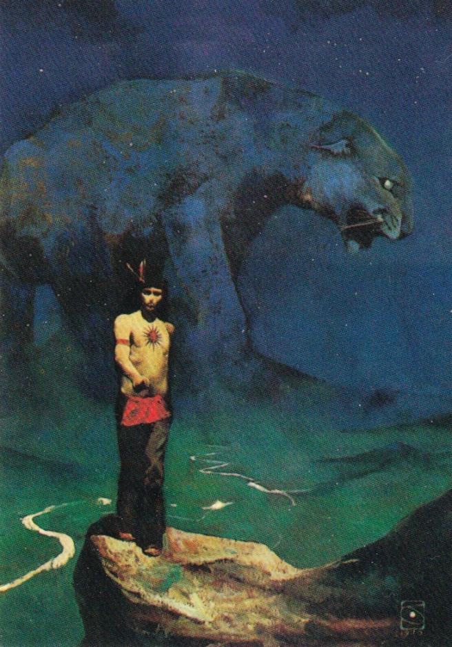 #Art of Fantasy 19: Jeffrey Catherine Jones | Woelf Dietrich