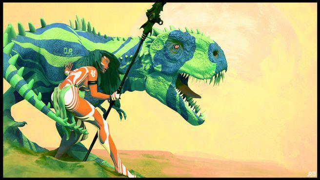 Dinoblues