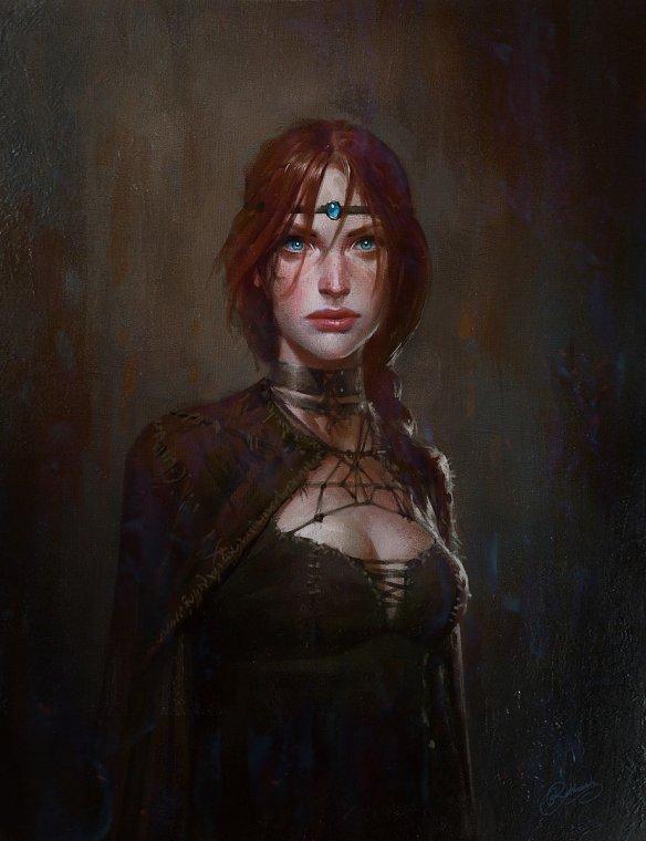 Art Of Fantasy 46 Grzegorz Rutkowski Woelf Dietrich