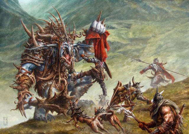 640x452_13209_Tribestroll_2d_fantasy_troll_warriors_battle_watercolor_picture_image_digital_art