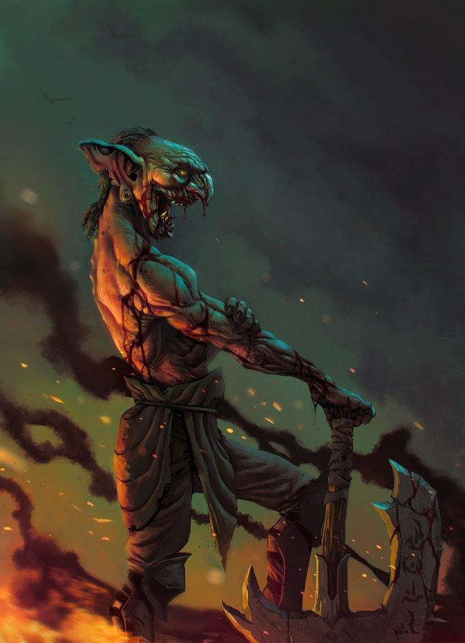 evil_goblin_by_caiomm-d5eq9sf
