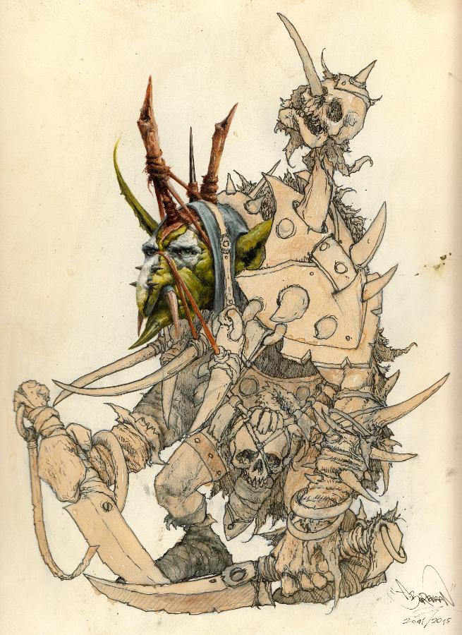 Goblin-progress