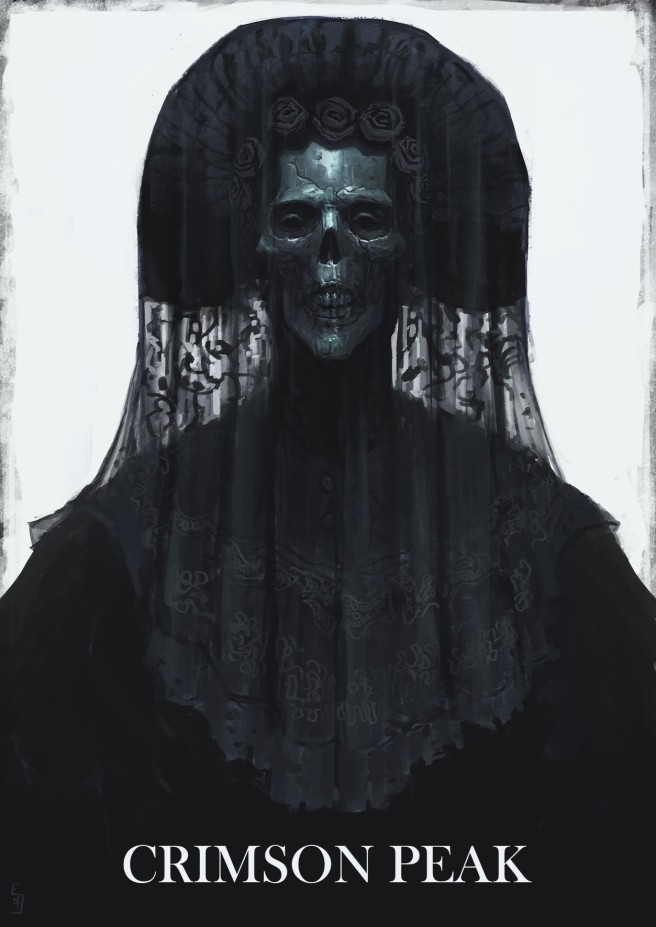 edward-delandre-crimson-peak-mother-ghost-artstaion