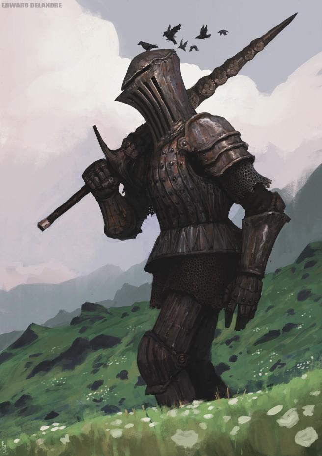 edward-delandre-rusty-giant-knight-artstaion