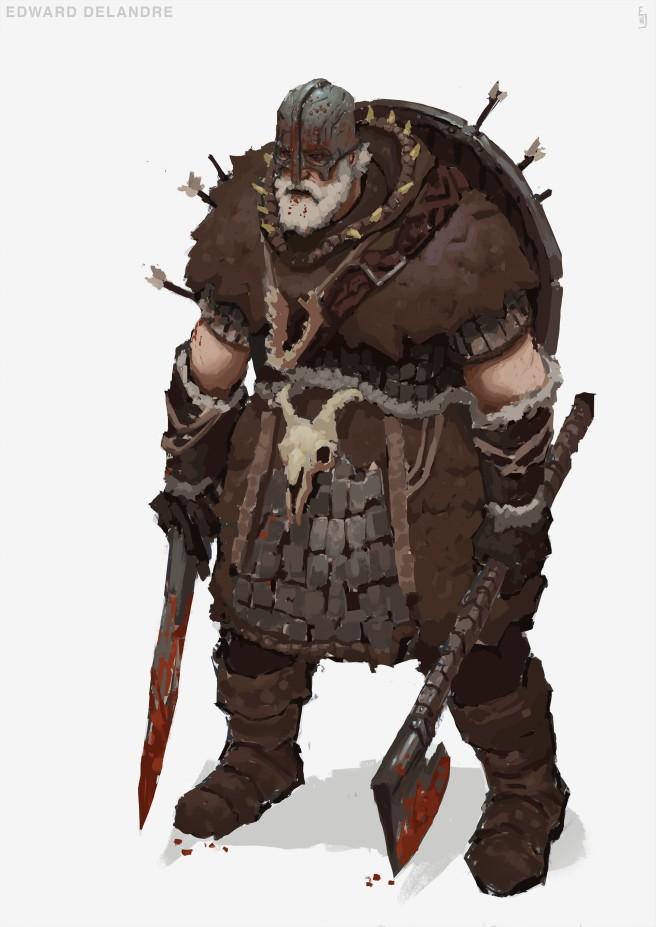 edward-delandre-viking-artstation