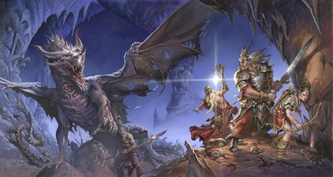 Runebound+Dungeon+