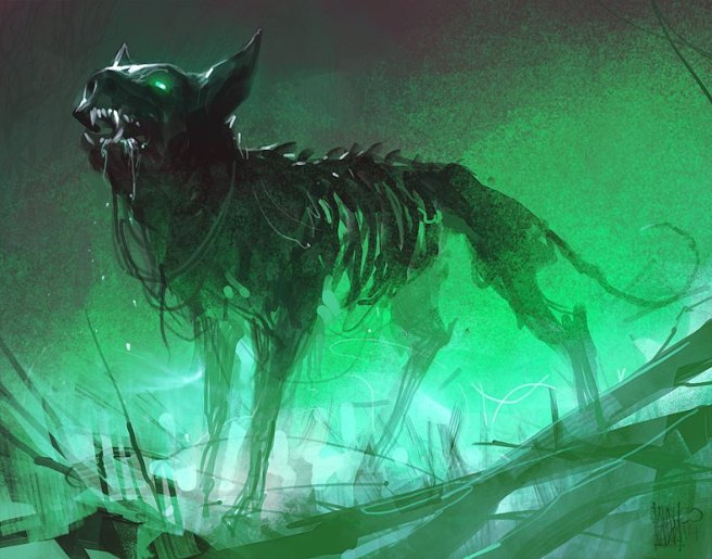 arash-radkia-demon-dog