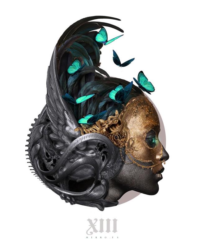 nekro-nubian